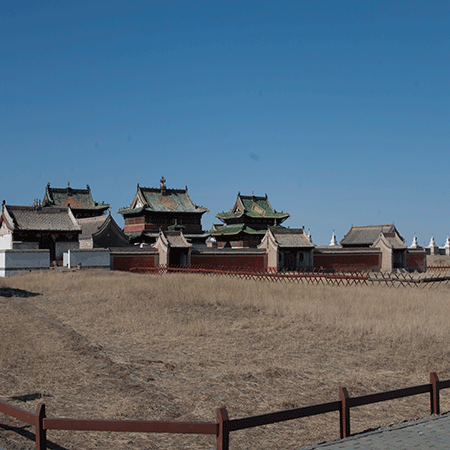 Central Mongolia tour -9 days